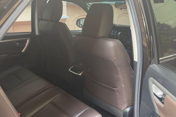 Selling Black Toyota Fortuner 2018 in San Juan