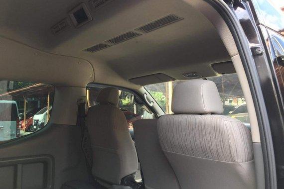 Selling Black Nissan Urvan 2019 in Pasig