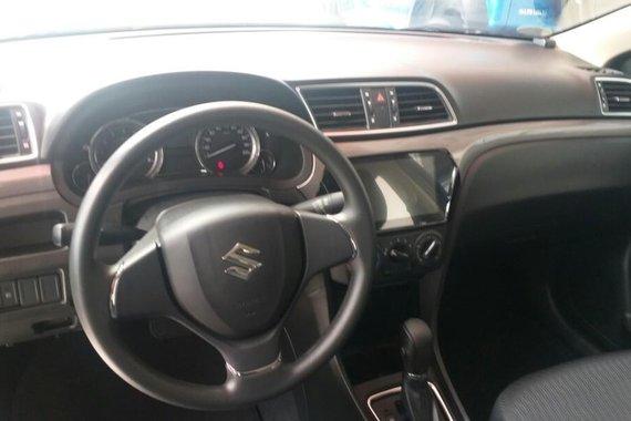 Selling Black Suzuki Ciaz 2021 in Quezon City
