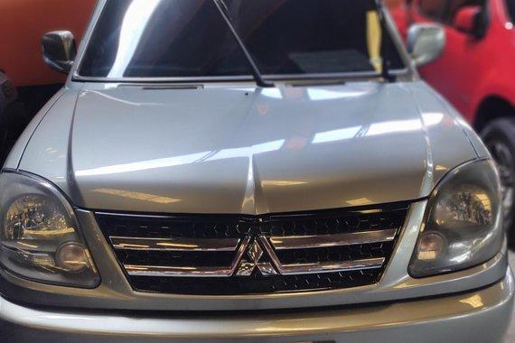 RUSH sale! Silver 2016 Mitsubishi Adventure cheap price