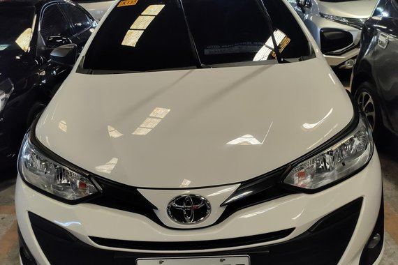 FOR SALE!!! White 2020 Toyota Vios at affordable price