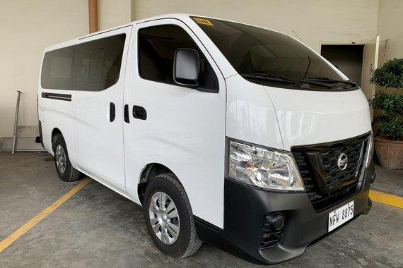 Selling White Nissan NV350 Urvan 2020 in Mandaluyong