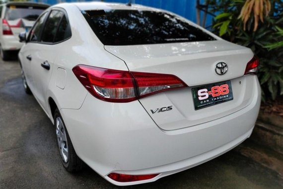 Sell 2020 Toyota Vios in Quezon City