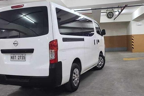 White Nissan Nv350 Urvan 2019 for sale in Pasig