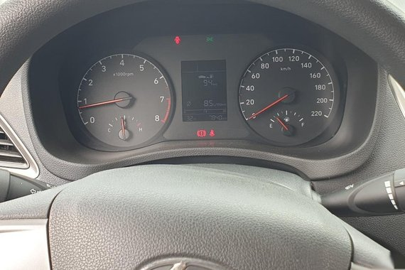 Selling Silver Hyundai Accent 2020 in Quezon City