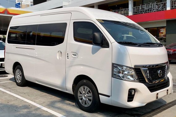Nissan Nv350 Urvan 2018 for sale in Automatic