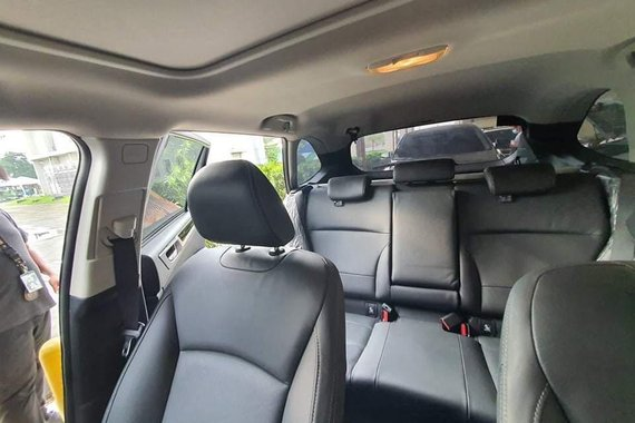Silver Subaru Outback 2018 for sale in Automatic