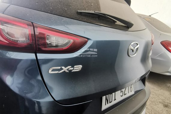 Sell pre-owned 2018 Mazda CX-3