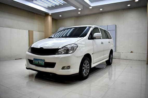2010 Toyota Innova 2.5J MT Diesel 468t Nego Lemery Batangas