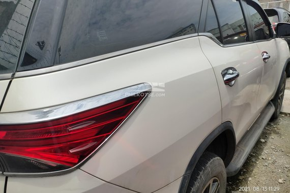 Pre-owned 2019 Toyota Fortuner  for sale in good condition