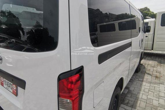 Sell pre-owned 2019 Nissan NV350 Urvan