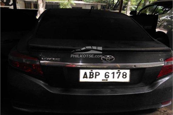 2015 TOYOTA VIOS 1.5G GAS A/T - ABP6187