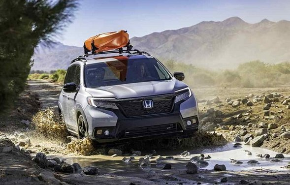 2019 Honda Passport has officially unveiled: A name returns after 16 years