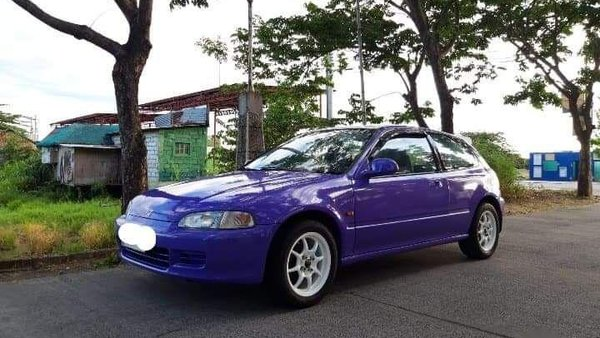 Blue Honda Civic Hatchback Best Prices For Sale Philippines