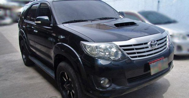 2013 Toyota Fortuner For Sale 151169