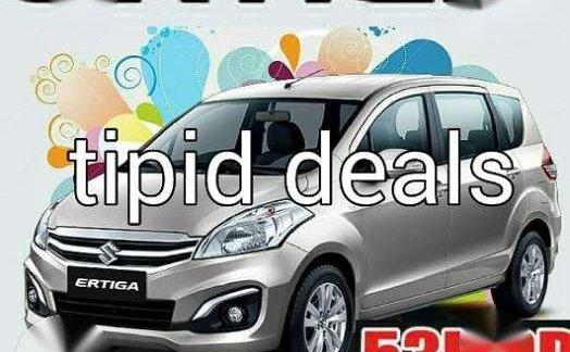 2018 suzuki ertiga. unique ertiga suzuki ertiga 2018 tipid deals to suzuki ertiga