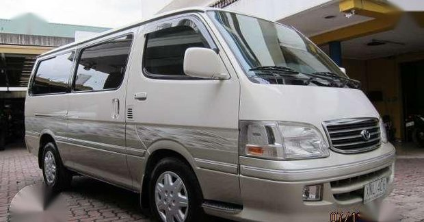 Honda Accord Sport For Sale >> 2004 Toyota Hiace Super Grandia 3.0 MT 190594