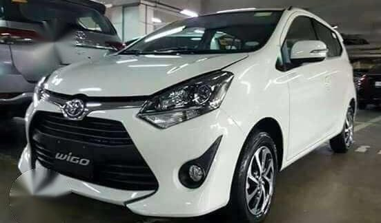 Get The Toyota Wigo 2018 At 15k Dp All In No Hidden Charges Fin