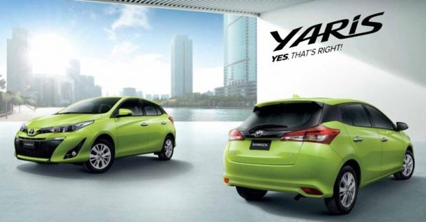 Video Toyota Yaris 2018 Unveiled In Thailand From P740 845