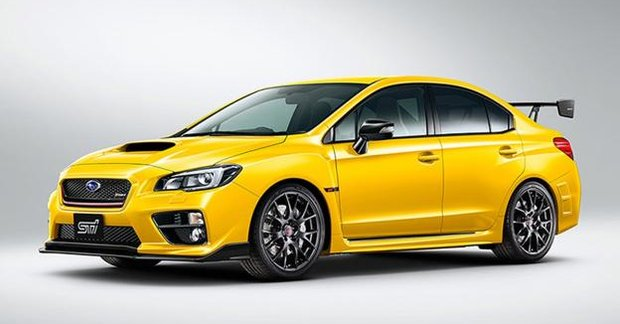Subaru Wrx Sti S208 Available In Japan With 450 Units Only