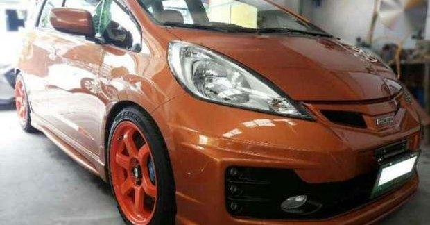 Honda Jazz 2013 At For Sale 284766