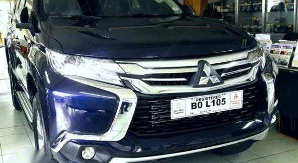 2017 Mitsubishi Montero Sport Units New For Sale 289986