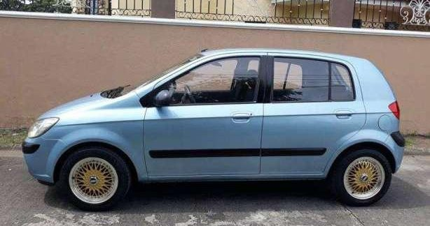 For sale 2008 Hyundai Getz Lady Owned