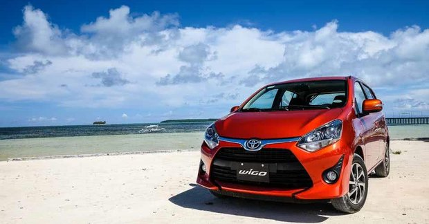 2017 Vs 2018 Mustang >> Toyota Wigo 2018 Philippines: Best hatchback solution for ...