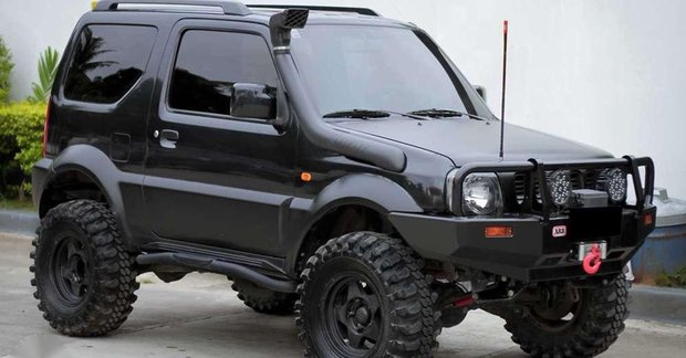 2010 Suzuki Jimny Trail Ready Loaded Cebu Unit for sale 359655
