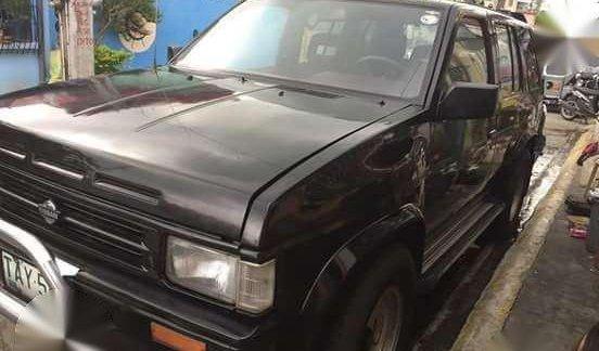 Nissan Terrano 1994 Manual Black Suv For Sale 360277