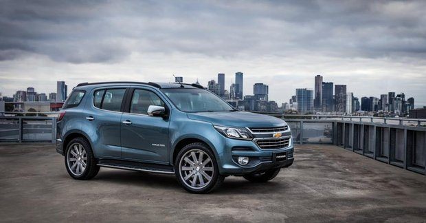 Chevrolet Trailblazer 2018 Philippines An Accomplished Player In