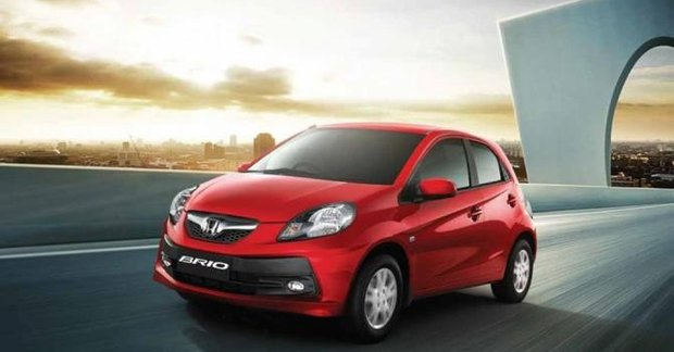 Honda Brio 2018 Philippines Price Specs Review Interior More