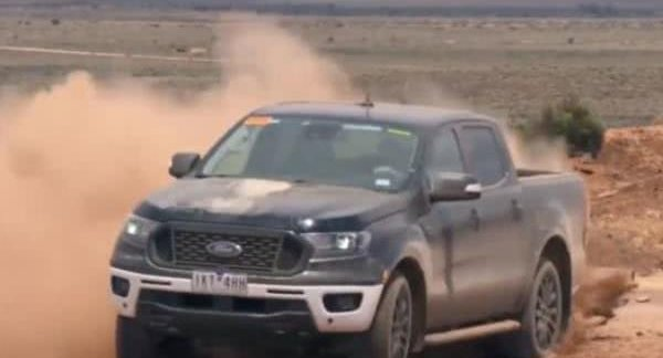 Ford Ranger 2019 Undergoes Extreme F 150 Standard Tests