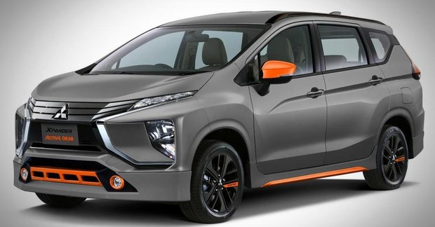 Giias 2018 Will Witness The Launch Of Mitsubishi Xpander