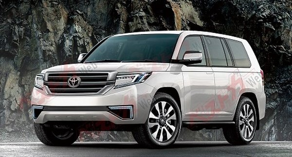Ninth-gen Toyota Land Cruiser 2020 to be launched with no ...