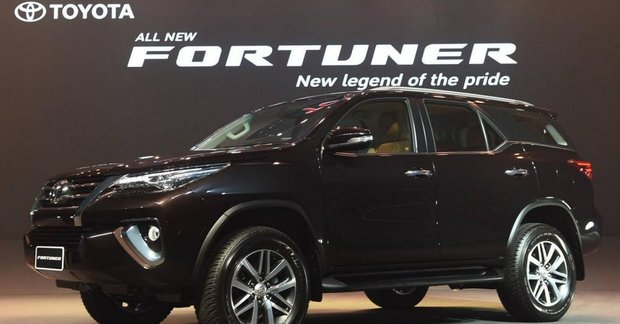 Toyota Fortuner Price Philippines Srp Installment Actual Cost