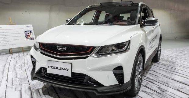 Mazda Santa Fe >> 2020 Geely Coolray Promo Low DP 761112