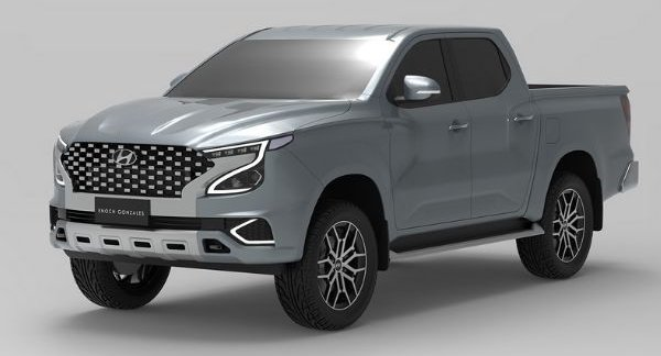 a filipino designed a pickup truck concept called hyundai tarlac