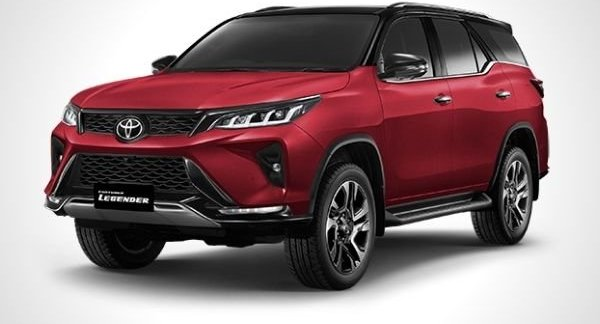 PH-spec 2021 Toyota Fortuner to get Legender variant, all ...