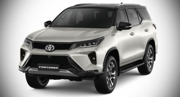 What makes the 2021 Toyota Fortuner LTD stand out in the ...