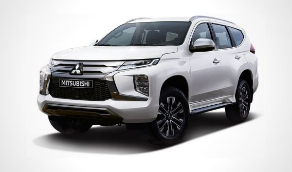 Mitsubishi Montero Sport front quarter philippines