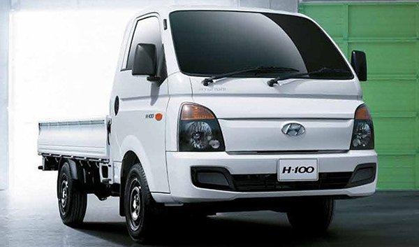 Hyundai H-100 exterior philippines