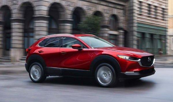 Mazda CX-30 exterior philippines