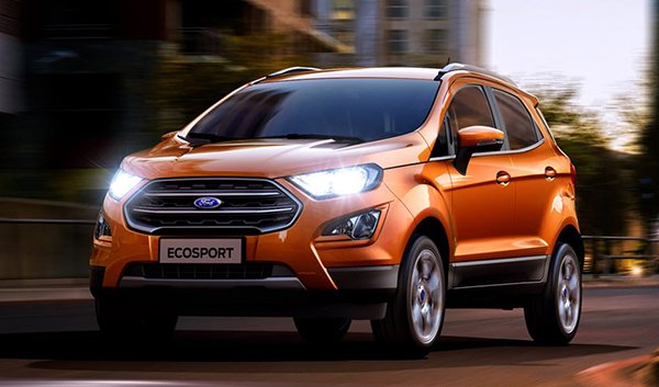 Ford EcoSport philippines