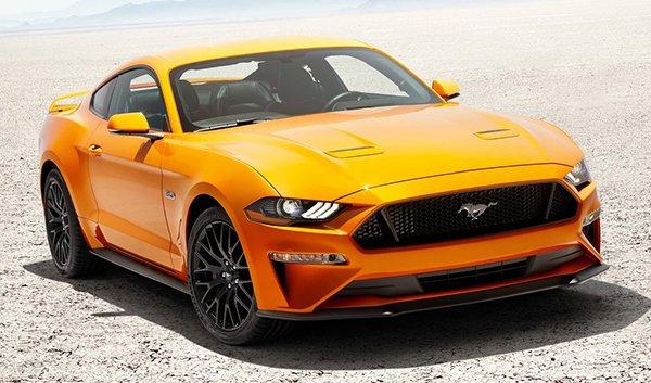 ford mustang philippines