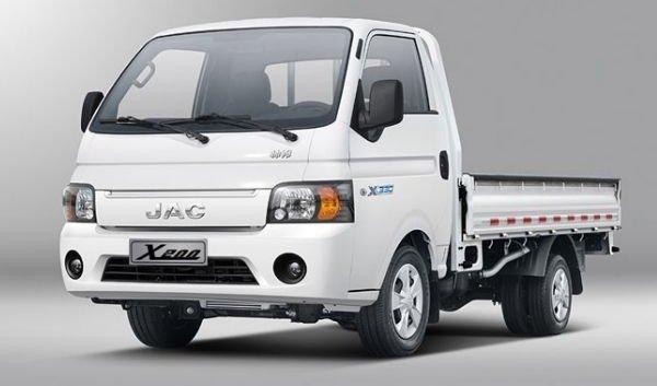JAC X200 exterior philippines