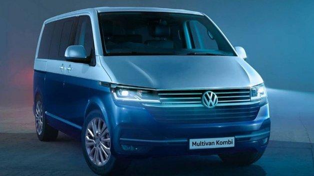 Volkswagen Multivan Kombi