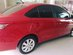 Red 2016 Toyota Vios at 25780 km for sale in Bacoor -1