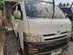 White 2007 Toyota Hiace Manual Diesel for sale -2