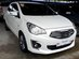 Sell White 2018 Mitsubishi Mirage G4 at 21000 km in Quezon City -0